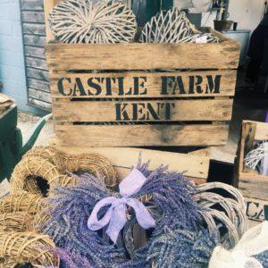Castle Farm – The Hop Shop – The Lavender Fields.
