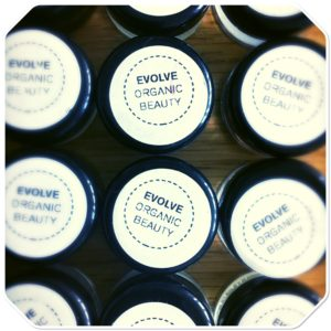 EVOLVE – ORGANIC BEAUTY